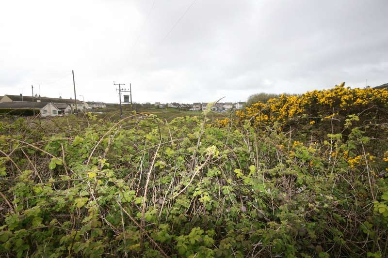 Land Commercial for sale in Pentre Felin, Holyhead, Anglesey, LL65