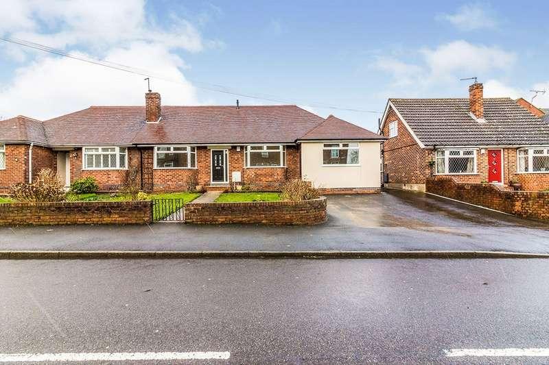 4 Bedrooms Semi Detached Bungalow for sale in Warren Lane, Chapeltown, S35