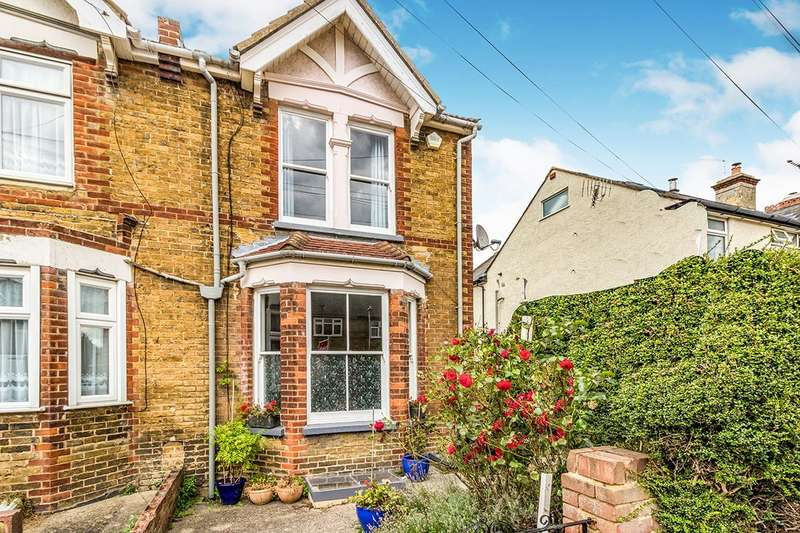 3 Bedrooms End Of Terrace House for sale in Athelstan Road, Faversham, Kent, ME13