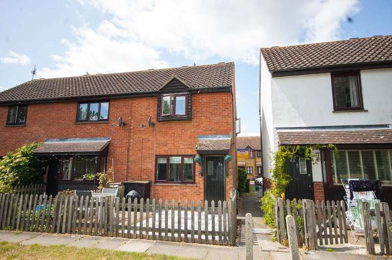 1 Bedroom End Of Terrace House for sale in Colyers Reach, Chelmer Village, Chelmsford, CM2
