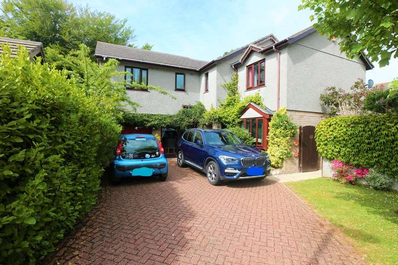 5 Bedrooms Detached House for sale in Tehidy Close, South Tehidy