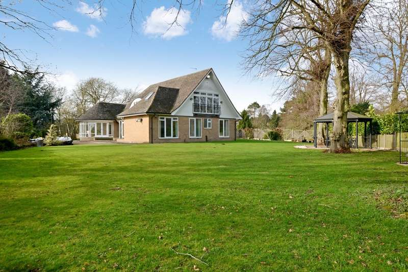 4 Bedrooms Chalet House for sale in May Lodge Drive, Rufford