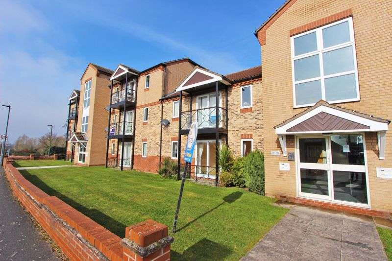 2 Bedrooms Property for sale in Langsett Court, Doncaster