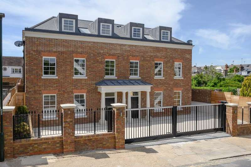 5 Bedrooms Semi Detached House for sale in Kings Road, Richmond