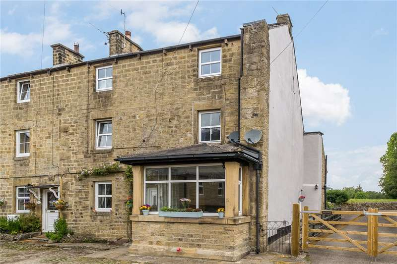 3 Bedrooms Apartment Flat for sale in Mill Cottages, Pateley Bridge, Harrogate