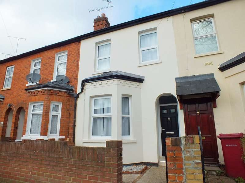 4 Bedrooms Terraced House for rent in Prince Of Wales Avenue, Reading