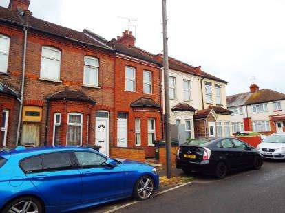 2 Bedrooms Terraced House for sale in Selbourne Road, Luton, Bedfordshire