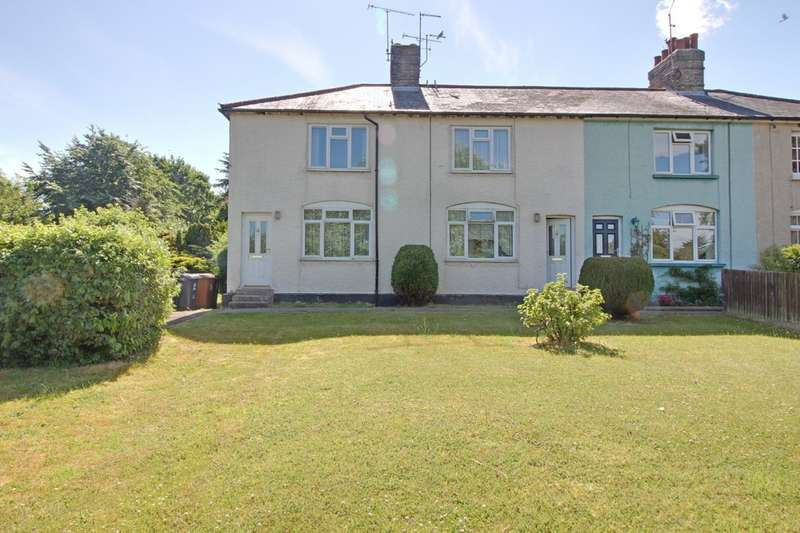 1 Bedroom Maisonette Flat for sale in Greenhill Close, Braughing