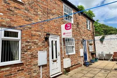 2 Bedrooms Terraced House for rent in Welmont Court, Malton