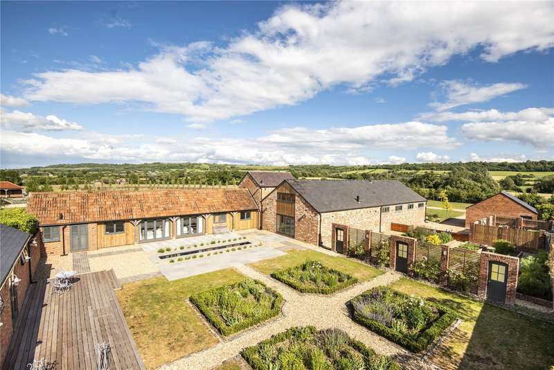 6 Bedrooms Detached House for sale in The Long Barn, Thornhill, Nr Swindon, SN4