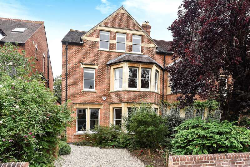 6 Bedrooms Semi Detached House for sale in Chalfont Road, Oxford, OX2