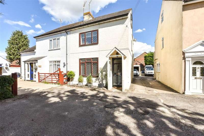 3 Bedrooms Semi Detached House for sale in Harold Road, Westbourne, Emsworth, Hampshire, PO10