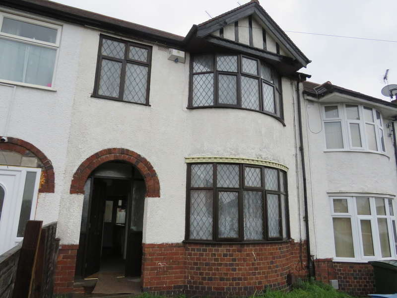 3 Bedrooms Terraced House for rent in William Bristow Road, Coventry