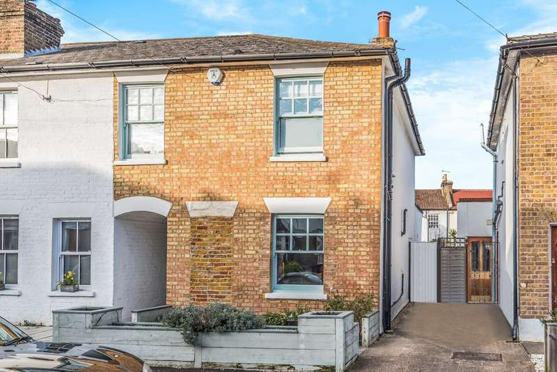 2 Bedrooms End Of Terrace House for sale in Westfield Road, Surbiton