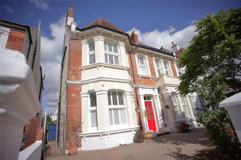 6 Bedrooms Semi Detached House for sale in Sackville Gardens, Hove, East Sussex, BN3