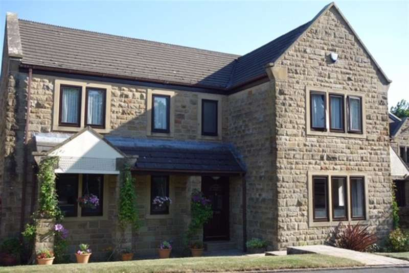 5 Bedrooms Detached House for sale in College Road, Bingley, BD16 4UG