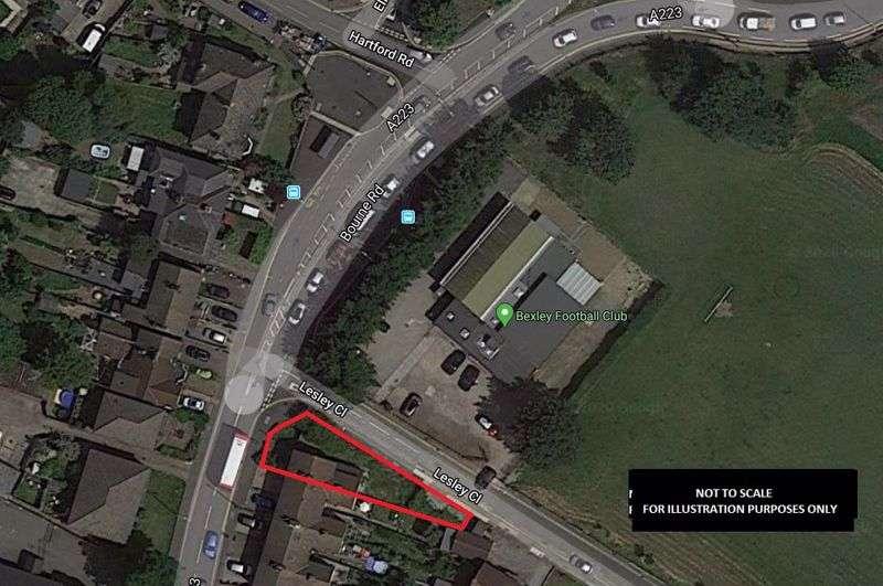 Property for sale in Bourne Road, Bexley Village