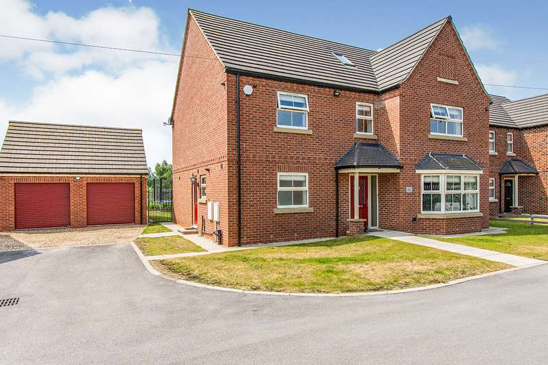 6 Bedrooms Detached House for sale in Meadowcroft Drive, Dunsville, DN7