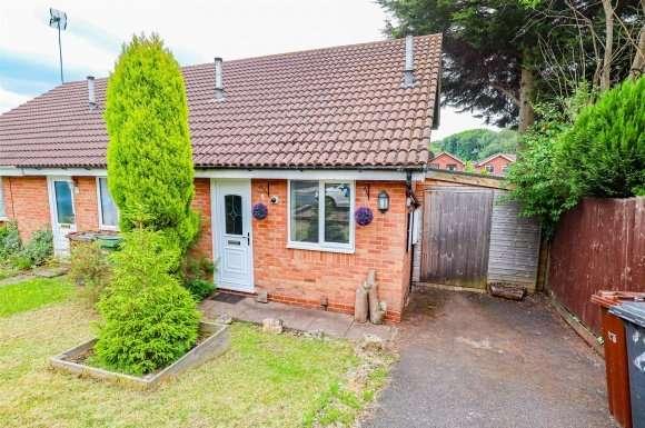 1 Bedroom Property for sale in Atlas Croft, Wolverhampton