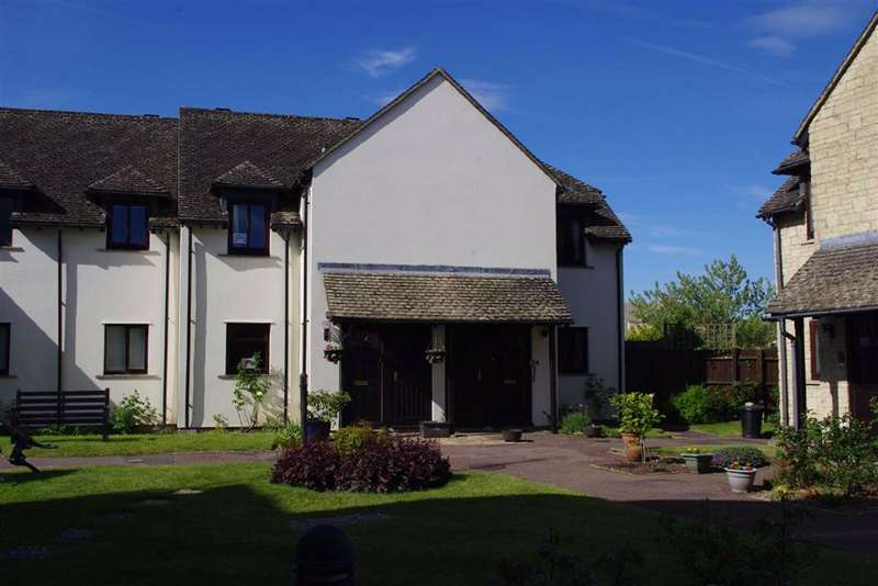 2 Bedrooms End Of Terrace House for sale in Pegasus Court, Bourton-on-the-Water, Gloucestershire