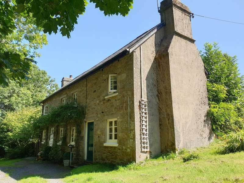 5 Bedrooms Cottage House for sale in Gidleigh, Chagford