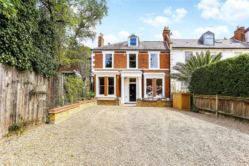 5 Bedrooms Semi Detached House for sale in Lordship Lane, London, SE22