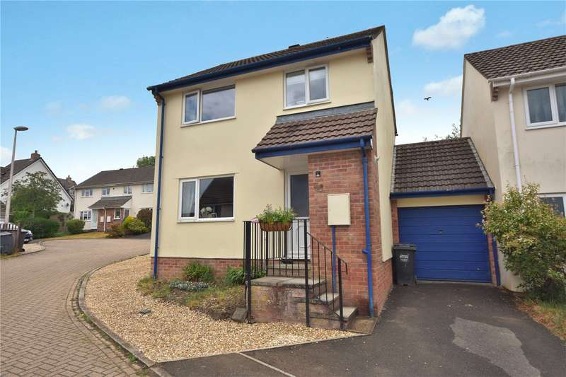 3 Bedrooms House for sale in Paramore Way, South Molton, Devon, EX36