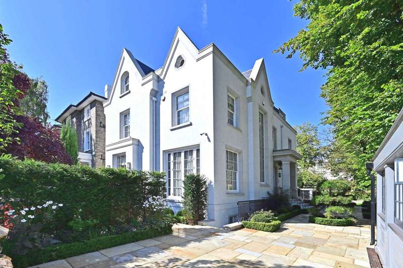 6 Bedrooms Detached House for sale in Carlton Hill, St John`s Wood NW8