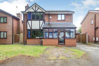 4 Bedrooms Detached House for sale in Hornby Lane, Liverpool, Merseyside, L18