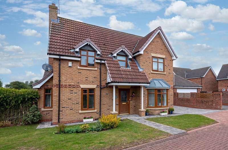 4 Bedrooms Detached House for sale in Bentinck Lane, Sigglesthorne, Hull