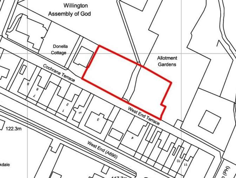 Land Commercial for sale in West End Terrace, Willington