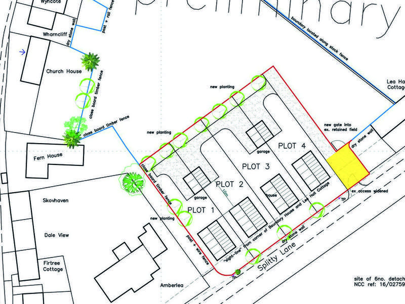 Land Commercial for sale in Development Land, West of Lea Hall Cottage, Catton