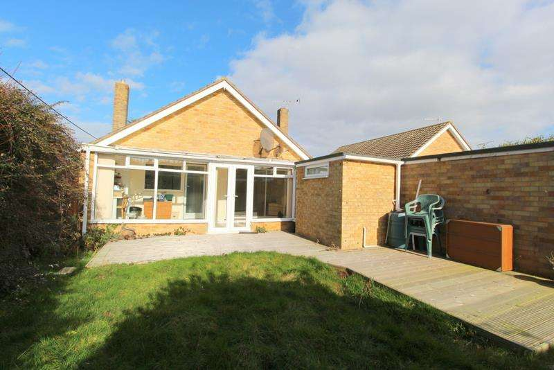 2 Bedrooms Detached Bungalow for sale in Southcroft Close, Kirby Cross