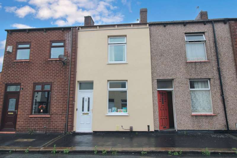 2 Bedrooms House for sale in Blantyre Street, Hindley, Wigan, Greater Manchester, WN2