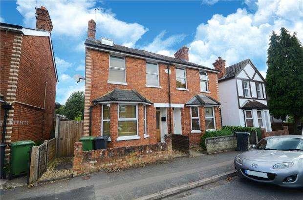 3 Bedrooms Semi Detached House for sale in Moorlands Road, Camberley, Surrey