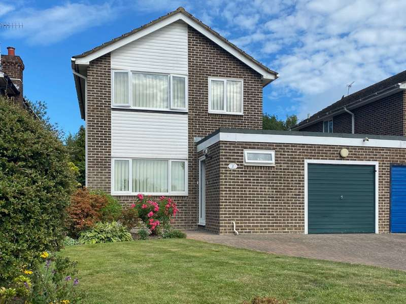 3 Bedrooms Detached House for sale in Stablefield, Cottage Lane, Westfield, Hastings, TN35