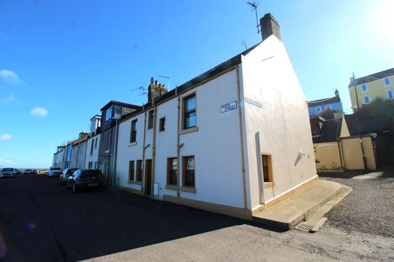 2 Bedrooms Flat for rent in River Street, Ferryden, Montrose, DD10