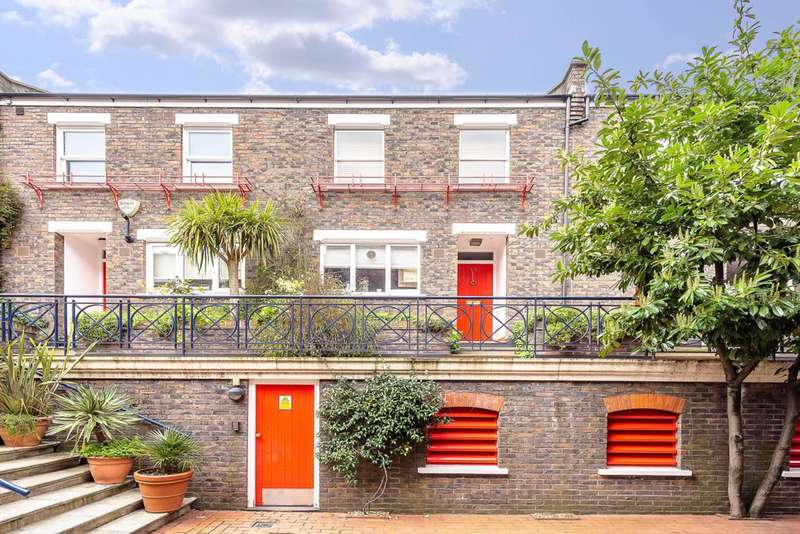 3 Bedrooms House for sale in Heralds Place, Kennington, SE11