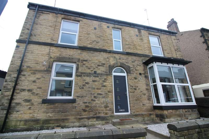 5 Bedrooms Detached House for sale in Wood Road, Sheffield, South Yorkshire, S6