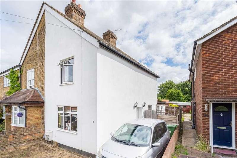 3 Bedrooms Semi Detached House for sale in Walton Road, Hoddesdon