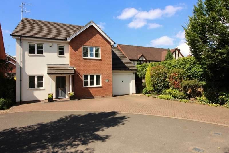 4 Bedrooms Detached House for sale in Leamington Road, Kenilworth, CV8