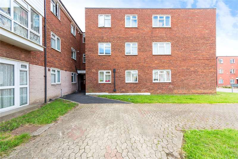1 Bedroom Apartment Flat for sale in Ibscott Close, Dagenham, RM10