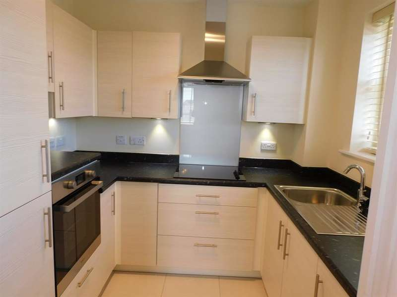 2 Bedrooms Apartment Flat for sale in Tickhill Road, Bawtry, DN10 6JY