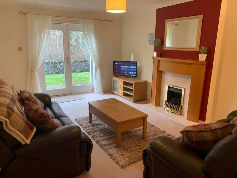 2 Bedrooms Bungalow for rent in Noddleburn Meadow, Largs, North Ayrshire, KA30 8UD
