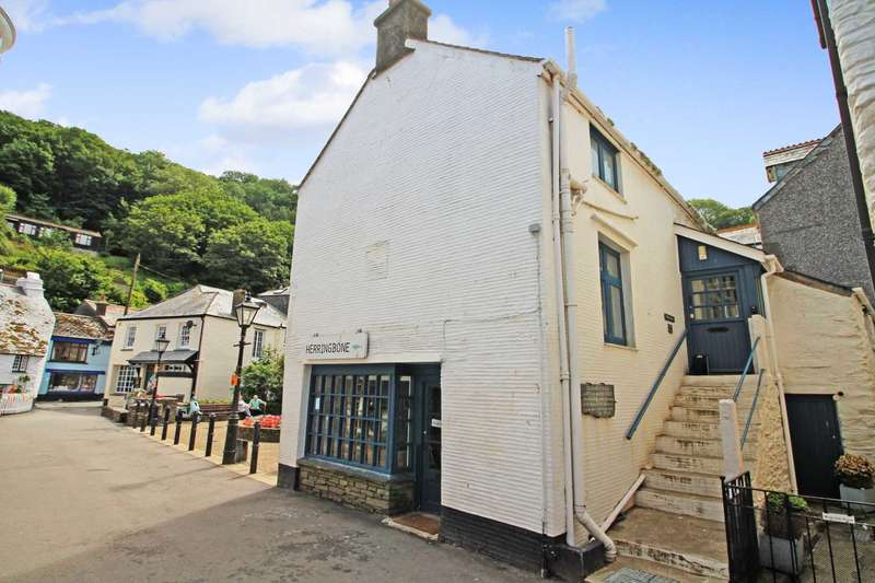 3 Bedrooms Semi Detached House for sale in Big Green, Polperro