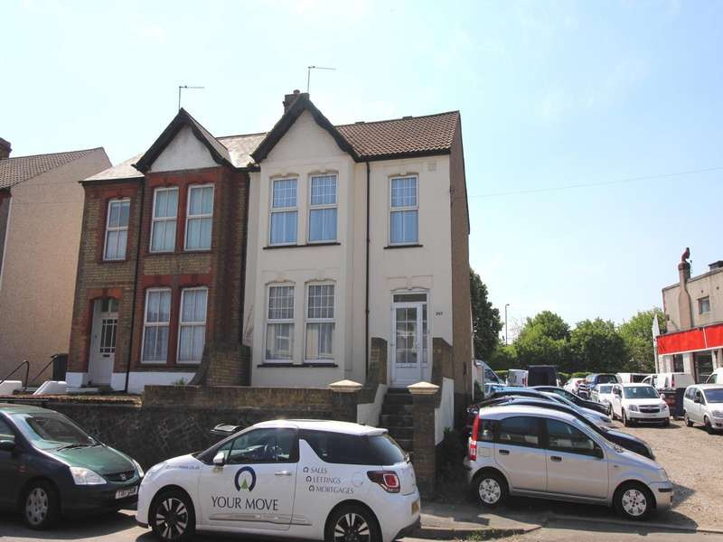 3 Bedrooms Semi Detached House for sale in Watling Street, Dartford, Kent, DA2