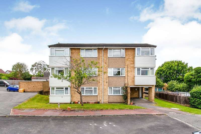 1 Bedroom Apartment Flat for sale in Chenies Close, Tunbridge Wells, Kent, TN2