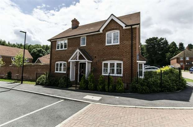 4 Bedrooms Detached House for sale in Woodford Close, Bishopstoke, EASTLEIGH, Hampshire