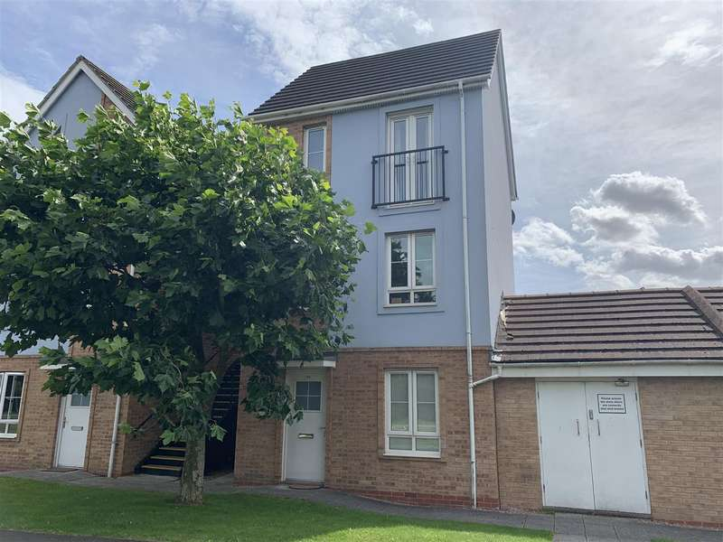 2 Bedrooms Flat for sale in Carlton Boulevard, Lincoln