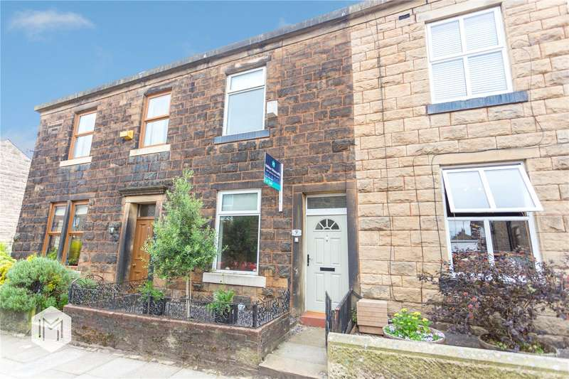 2 Bedrooms Terraced House for sale in Garnett Street, Ramsbottom, Bury, Greater Manchester, BL0